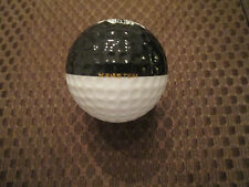 PING GOLF BALL-BLACK/WHITE PING #3....GOLD TEXT..ECLIPSE LOGO...9.8/10