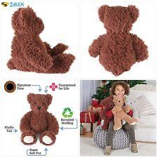 Vermont Teddy Bear Soft Stuffed Animals - Plush Teddy Bear, 13 Inch, Cinnamon Br