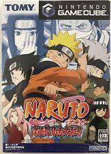 Naruto Gekitou Ninja Taisen - Nintendo Gamecube - Neuf sous blister - NTSC-J JAP