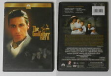 The Godfather Part Ii movie - U.S. dvd in standard case