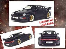 Porsche 911 (Typ 993) GT  Limitiert 1.500 Stück GT Spirit  1:18