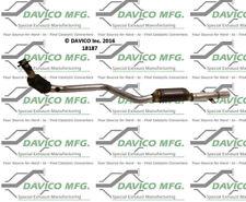 Catalytic Converter-Exact-Fit Right 18187 fits 99-02 Mercedes SL500 5.0L-V8