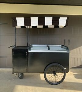 used food cart for sale