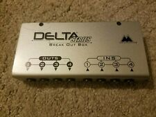 M-Audio Delta Series Break Out Box 4-In / 4-Out 4x4 No Card or Cable