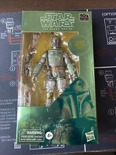Star Wars The Black Series Carbonized Boba Fett Empire Strikes Back - IN STOCK!!