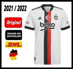 NEU 2021 / 2022 Original Besiktas Istanbul Trikot Adidas Heimtrikot Forma Türk