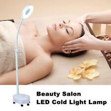 Profi 8x Dioptrien Lupenleuchte LED Kaltlicht Lupenlampe 24W f. Kosmetikstudio