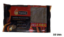 Box 32 pills ecological turn on fire fireplaces,stoves,barbecues OK fuego