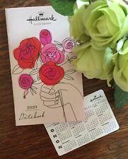NEW~ 2020 HALLMARK DATEBOOK 14 MONTH CALENDAR ~ POCKET DATE BOOK & Calendar Card