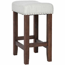 New listing Bar Stool Counter Height Padded Kitchen Island Dining Room Upholstered