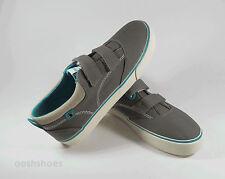 Startrite Boys Dinghy Pewter Canvas Shoes UK 9.5 EU 27-28 US 10 RRP £24