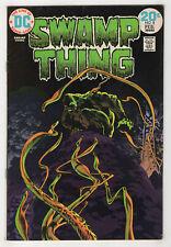 Swamp Thing #8 (Jan-Feb 1974, DC) Len Wein, Berni Wrightson m