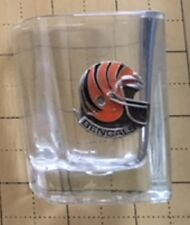 Siskiyou Pewter Cincinnati Bengals Square Shot Glass