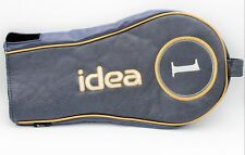 Adams Idea #1 Blue/Gold Driver Headcover - Excellent Condition