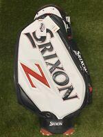 Srixon Z Tour Staff Golf Bag Professional White Black Red Strap BRAND NEW!!