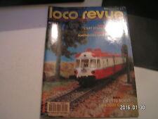 **a Loco Revue n°541 Réseau de l'AMARM / Trains oubliés du Minervois