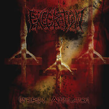 "EXECRATION ""Infernal Annihilation"" death metal CD"