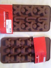 2 Chocolate Moulds Freepost (reftpwrd)