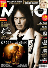 MOJO MAGAZINE + CD ISSUE 313 DEC 19 NEIL YOUNG ROLLING STONES NIC CAVE LOU REED
