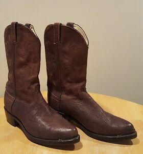 """Durango men/'s TR 2104 12/"""" Tan Western Leather Boots  EE Width"""