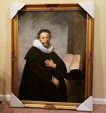 Portrait of Johanne W. Rembrandt Oil Painting reproduction