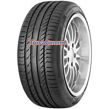 KIT 2 PZ PNEUMATICI GOMME CONTINENTAL CONTISPORTCONTACT 5 SUV XL FR 295/40R22 11