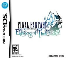 Final Fantasy Crystal Chronicles - Echoes Of Time - BRAND NEW Nintendo DS