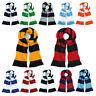 New BEECHFIELD Unisex Luxury Varsity Warm Winter Knit Scarf in 18 Cool Colours