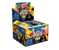 2020 Match Attax 101 Soccer Cards - Best 101 Soccer Players inc Ronaldo, Messi