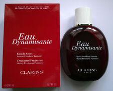 CLARINS PARIS EAU DYNAMISANTE EAU DE SOINS FLACON 200 ML NEUF AVEC BOITE