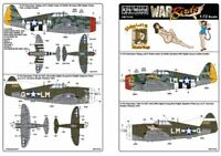 kits-world 1/72 República p-47d Razorback' STALAG LUFT III ' ' Botón Nariz '