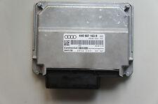 Audi A8 A6 A7  Steuergerät Hinterachsgetriebe 4H0907163B  rear differential ECU