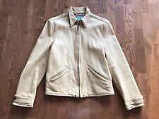 Levi's Vintage Clothing LVC Menlo Leather Jacket Bond Skyfall Small
