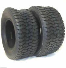 (2) dos 20x10.00-10 Deestone D265 césped neumáticos tubeless DS7045