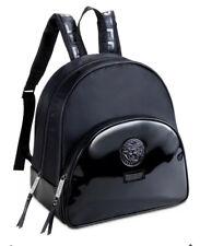 NEW Versace Black Luxury Backpack  Medusa Head For Ladies