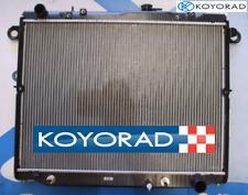 Radiator Toyota Landcruiser Sahara UZJ100R V8 4.7Ltr Auto 510mm Core Koyo