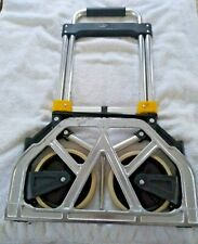 Safco Stow-Away Collapsible Hand Cart/Dolly