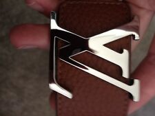 Louis Vuitton Belt, LV INITIALES 40MM REVERSIBLE, M9394U, 95cm