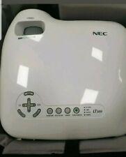 NEC LT380 LCD Projector Wireless 3000 Lumens HDMI Adapter HD 1080i