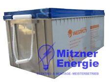 WESTECH Gel-Alkkus AGM-Batterien von 55 - 200Ah
