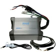 Pyle PLMRMP2A Marine 2 Channel MP3/Ipod Marine Power Amplifier