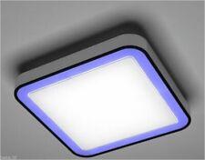 LED RGB Lámpara de Techo Regulable Control Remoto Luz de Diseño Lámpara Salón
