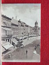 Fotokarte - Fiume / Rijeka - Corso - gel. 1912 - Kroatien