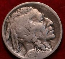 1914-S San Francisco Mint  Buffalo Nickel
