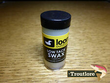 LOON OUTDOORS SWAX LOW TACK DUBBING WAX - NEW FLY TYING MATERIALS