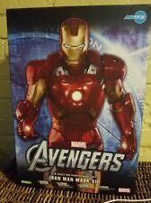 Kotobukiya Iron Man Mark VII Artfx Statue 1/6 Scale Marvel Comics with Box