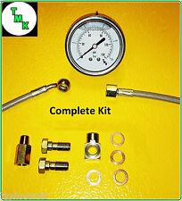Engine Oil Press Test Kit 150PSI 10 BAR Caterpillar Mack Volvo Komatsu Hitachi