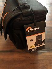 Lowepro Adventura SH 120 II Shoulder Bag for DSLR Camera W/ Lens Carry Case New