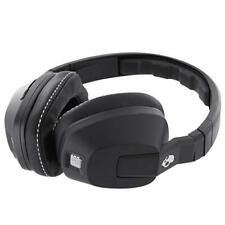 Skull Candy Crusher Headphones with Mic, Black (NEW NEVER OPENED)