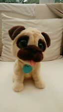 FUR REAL FURREAL FRIENDS JJ JUMPING BARKING PUG PUPPY DOG INTERACTIVE PET TOY
